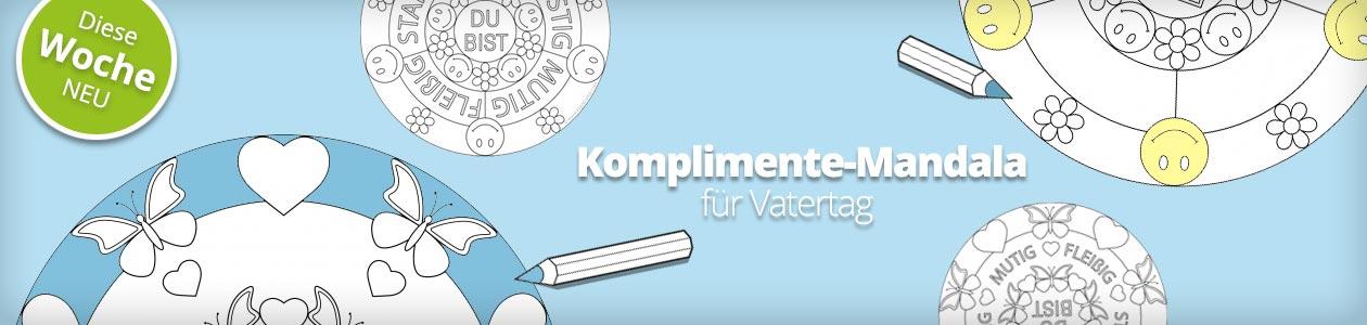 komplimente-mandala-mit-schmetterlingen-fuer-vatertag
